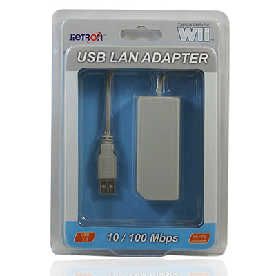 Wii/USB Lan Adapter